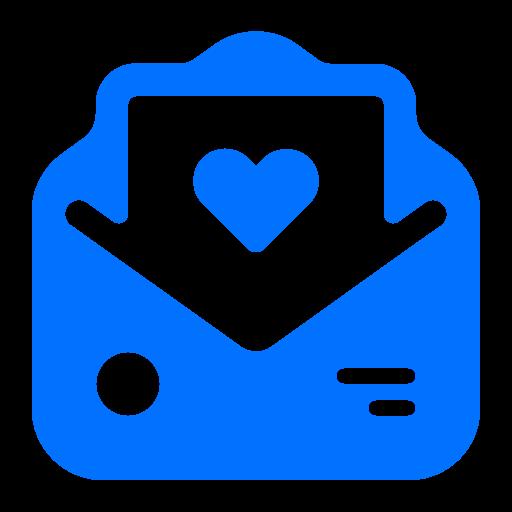Iconfinder Valentine Email 3091250